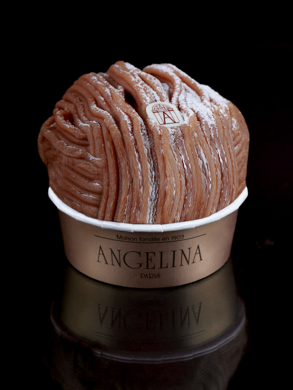 French Photographer Paris Studio Food Photography Mont-Blanc Angelina