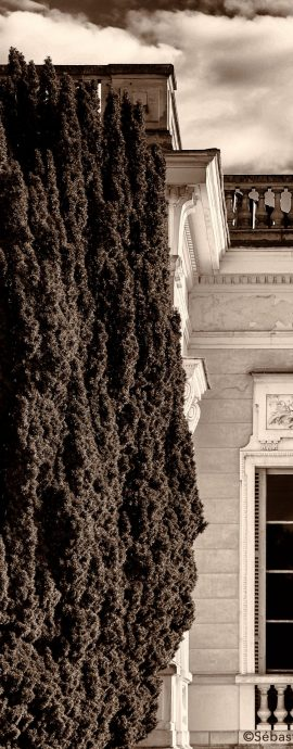 French Photographer Art Photography Architecture / Palace