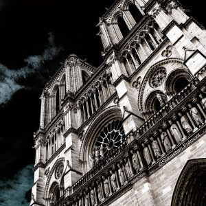 French Photographer Art Photography Paris / Notre Dame