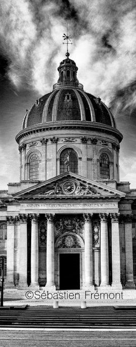 French Photographer Art Photography Paris / Institut de France