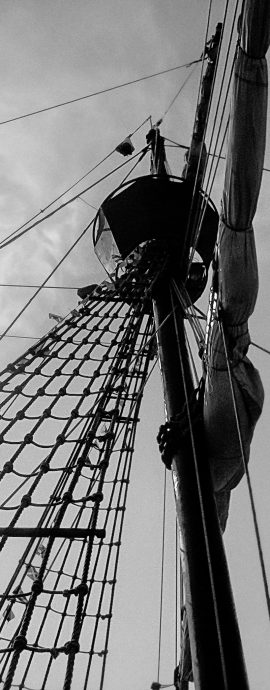 French Photographer Art Photography Tall Ship