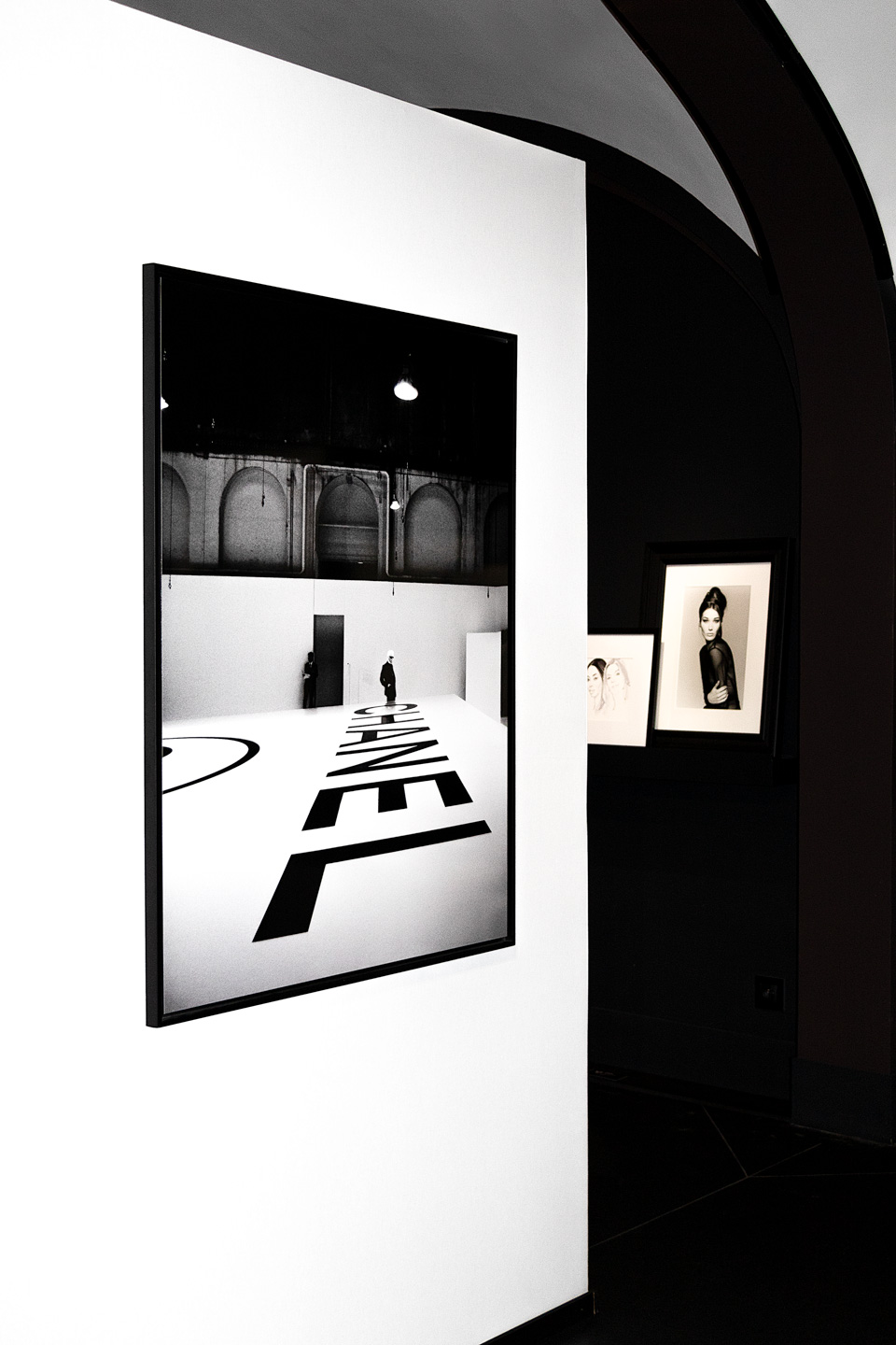 "French Photographer Art Photography ""Iconité"" Exhibition"
