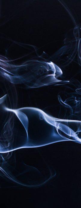 French Photographer Paris Studio Art Photography Smoke Alien