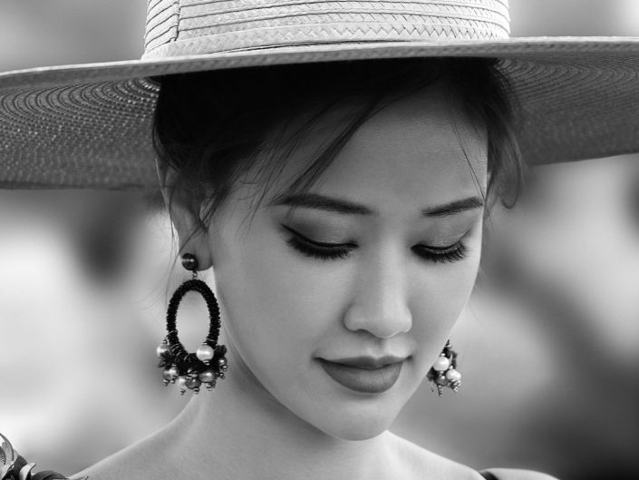 French Photographer Fashion Photography Dior / Asian Model