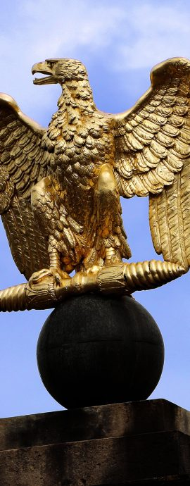 French Photographer France Art Photography Napoleon's gold imperial eagle