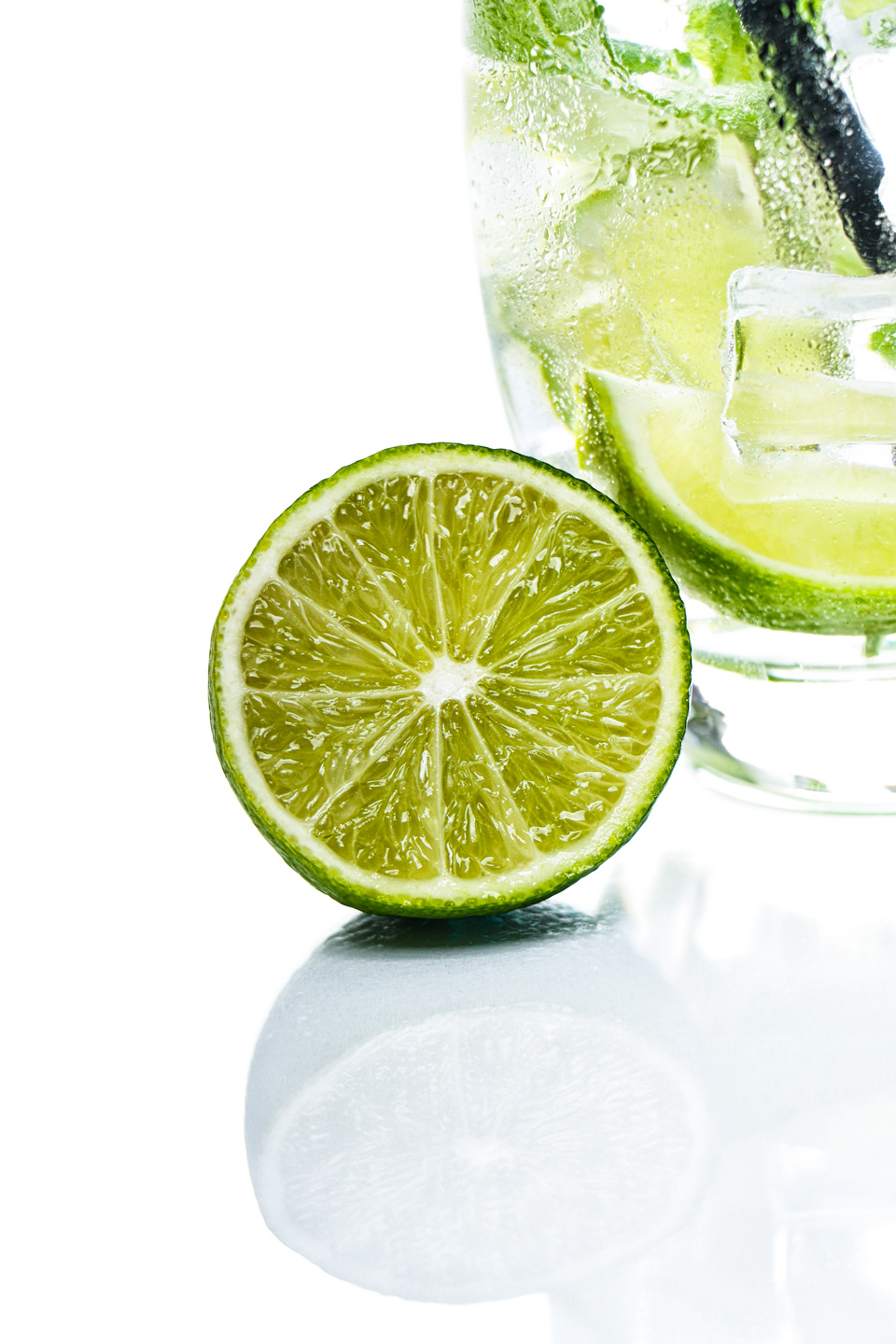 French Photographer Studio Food Photography Fresh Mojito Cocktail