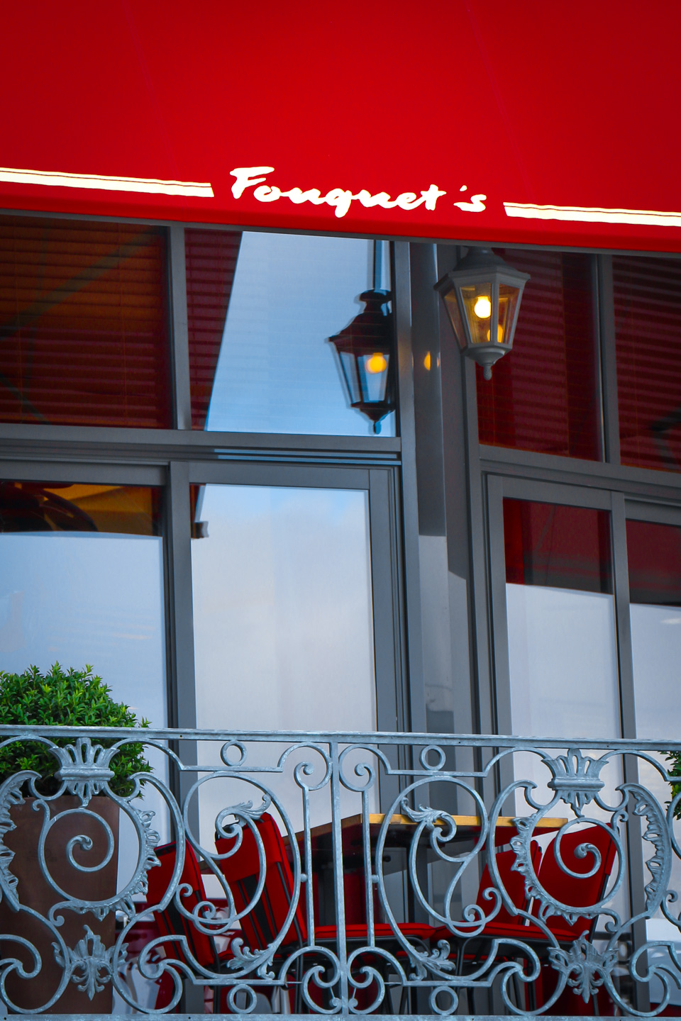 French Photographer Paris France Street Photography Fouquet's Enghien-les-Bains