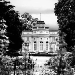 French Photographer Paris France Landscape Photography Bagatelle Castle