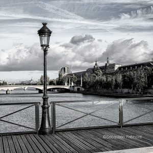 French Photographer Landscape Photography Paris / Pont des Arts