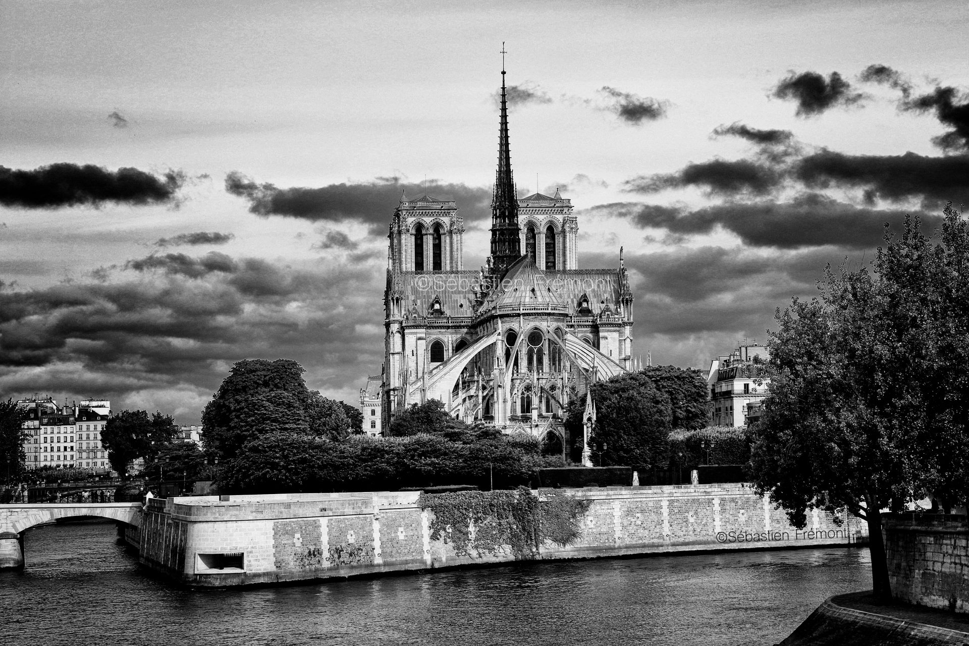 French Photographer Landscape Photography Paris / Notre-Dame de Paris