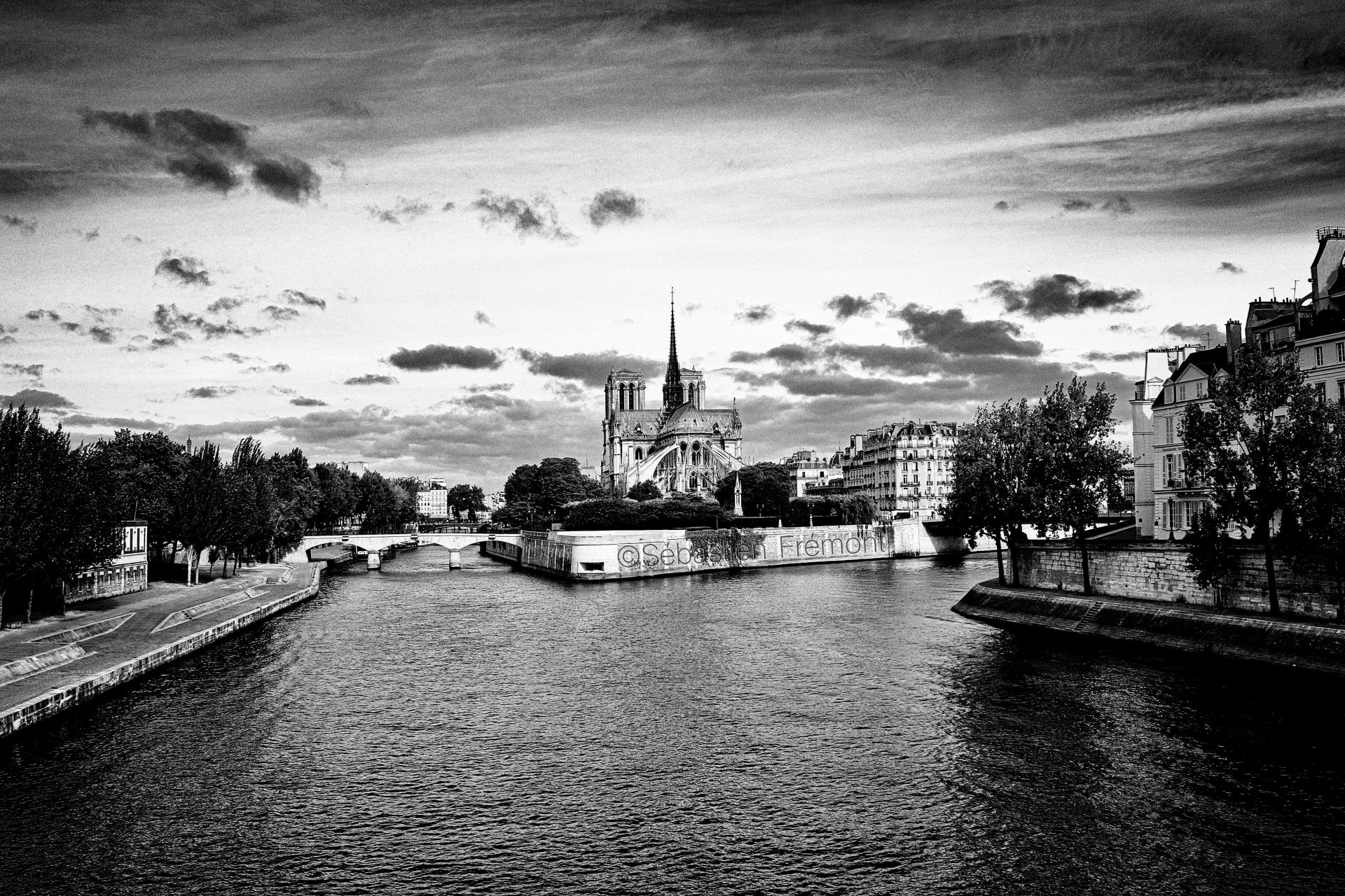 French Photographer Landscape Photography Paris / La Seine / Notre-Dame de Paris