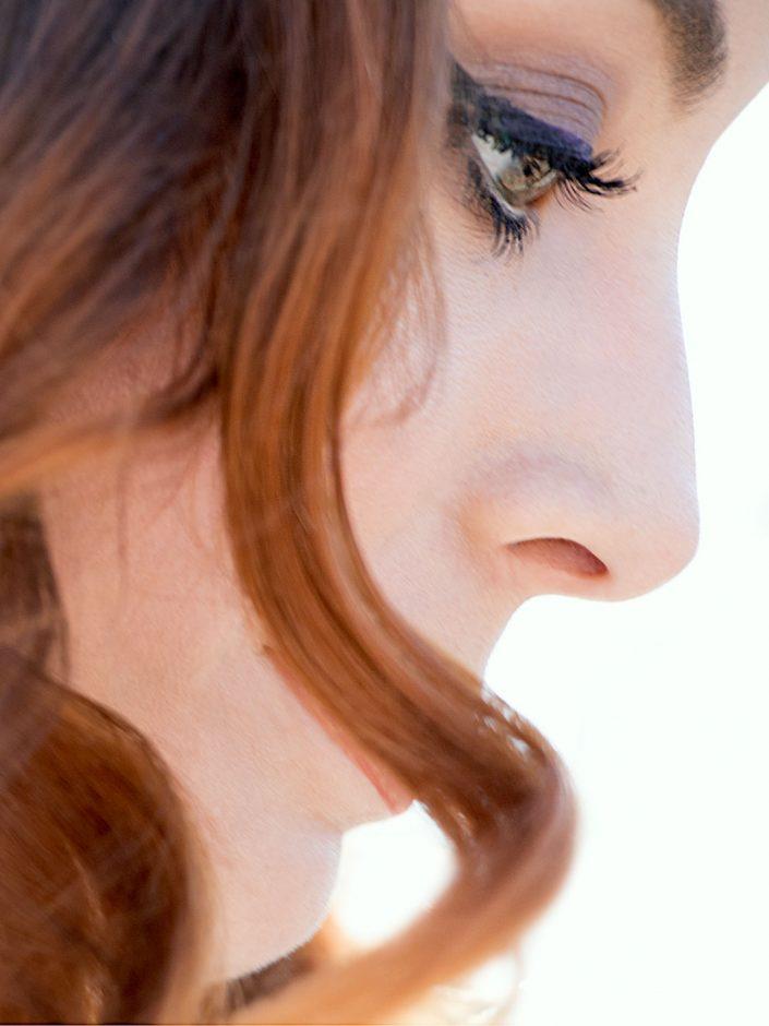 French Photographer Fashion Photography Nina Ricci Model