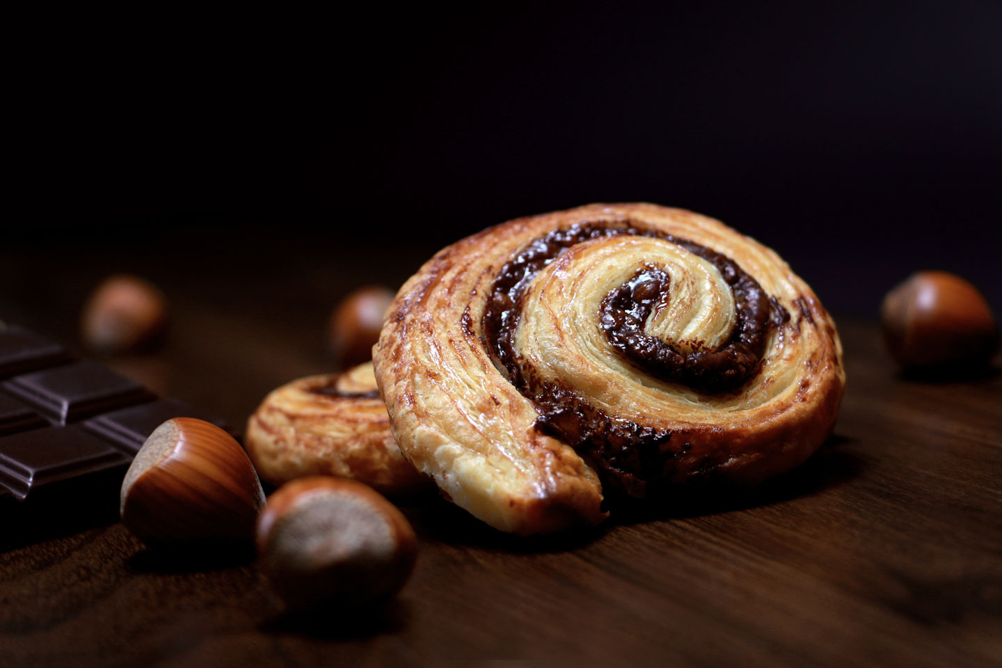 French Photographer Paris Studio Food Photography French Chocolate and Hazelnut Patisserie