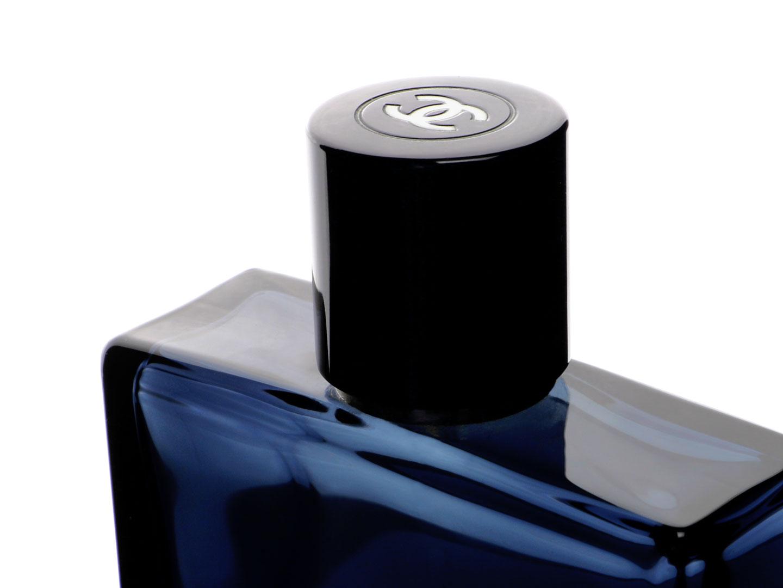 French Photographer Paris Studio Packshot Perfume Bottle Bleu de Chanel