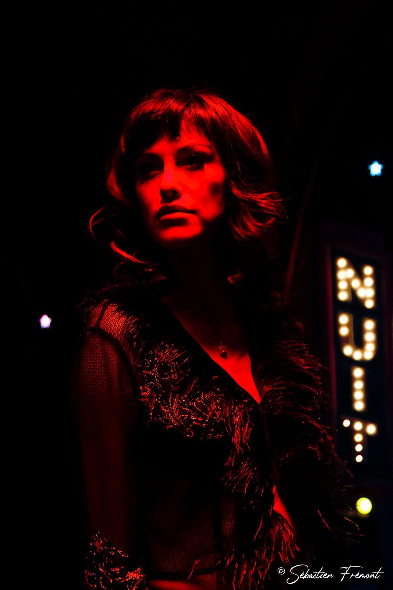 French Photographer Portrait Photography Abigail Lopez-Cruz / Castel
