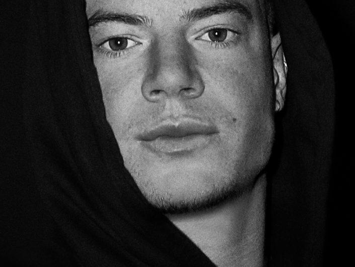 French Photographer Portrait Photography Adrien Laurent