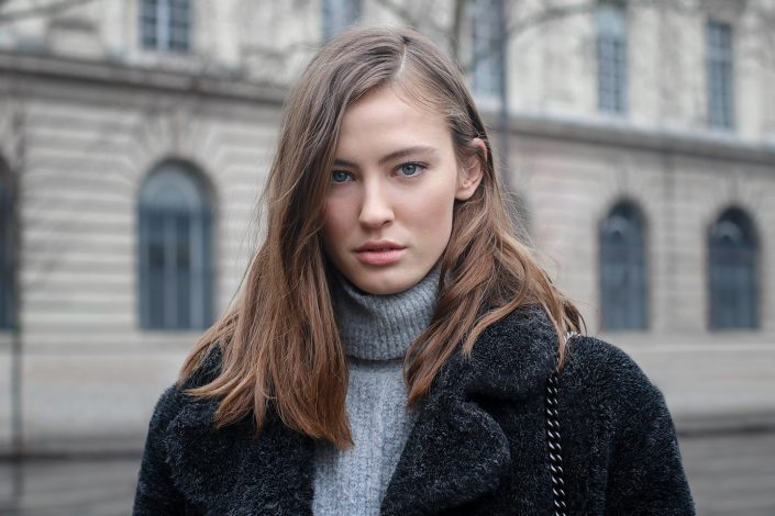 French Photographer Fashion Photography / Elite Model / Ania Chiz/ Balmain