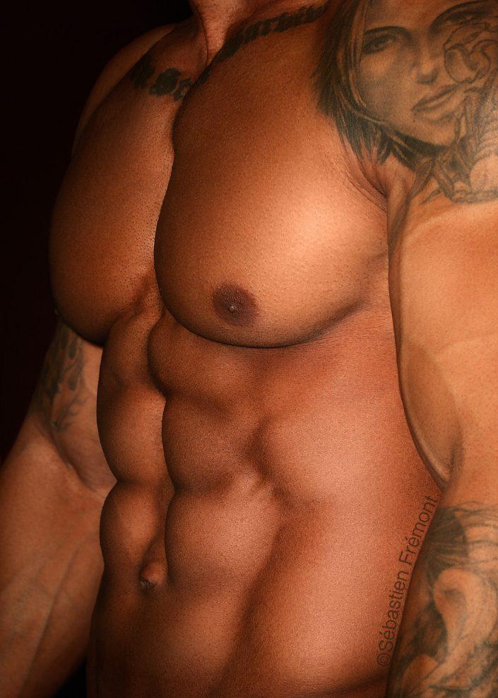 French Photographer Portrait Photography Animaal Kurtys / Body Fitness