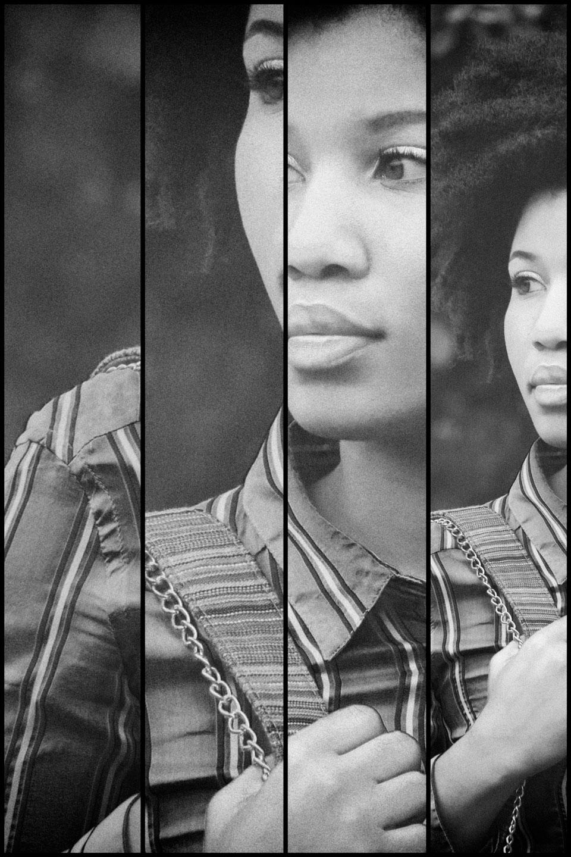 French Photographer Portrait Photography Jimi Hendrix Spirit