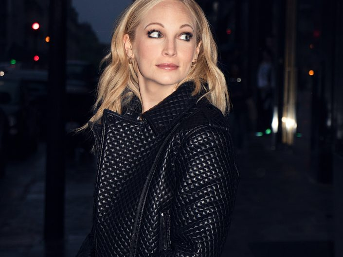 French Photographer Portrait Photography Candice King / Vampire Diaries & The Originals