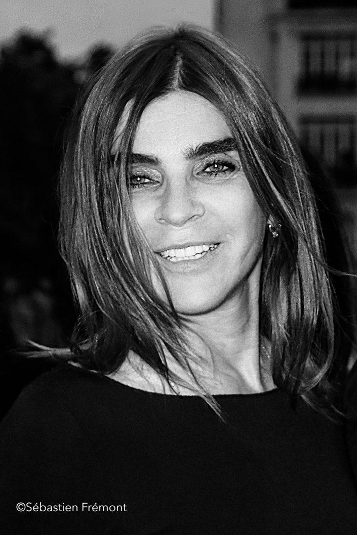 French Photographer Portrait Photography Carine Roitfeld / Celine