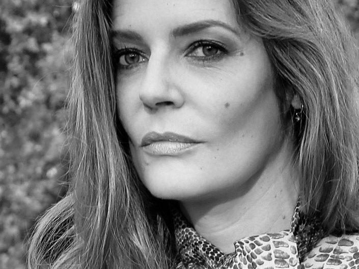 French Photographer Portrait Photography Chiara Mastroianni / Céline