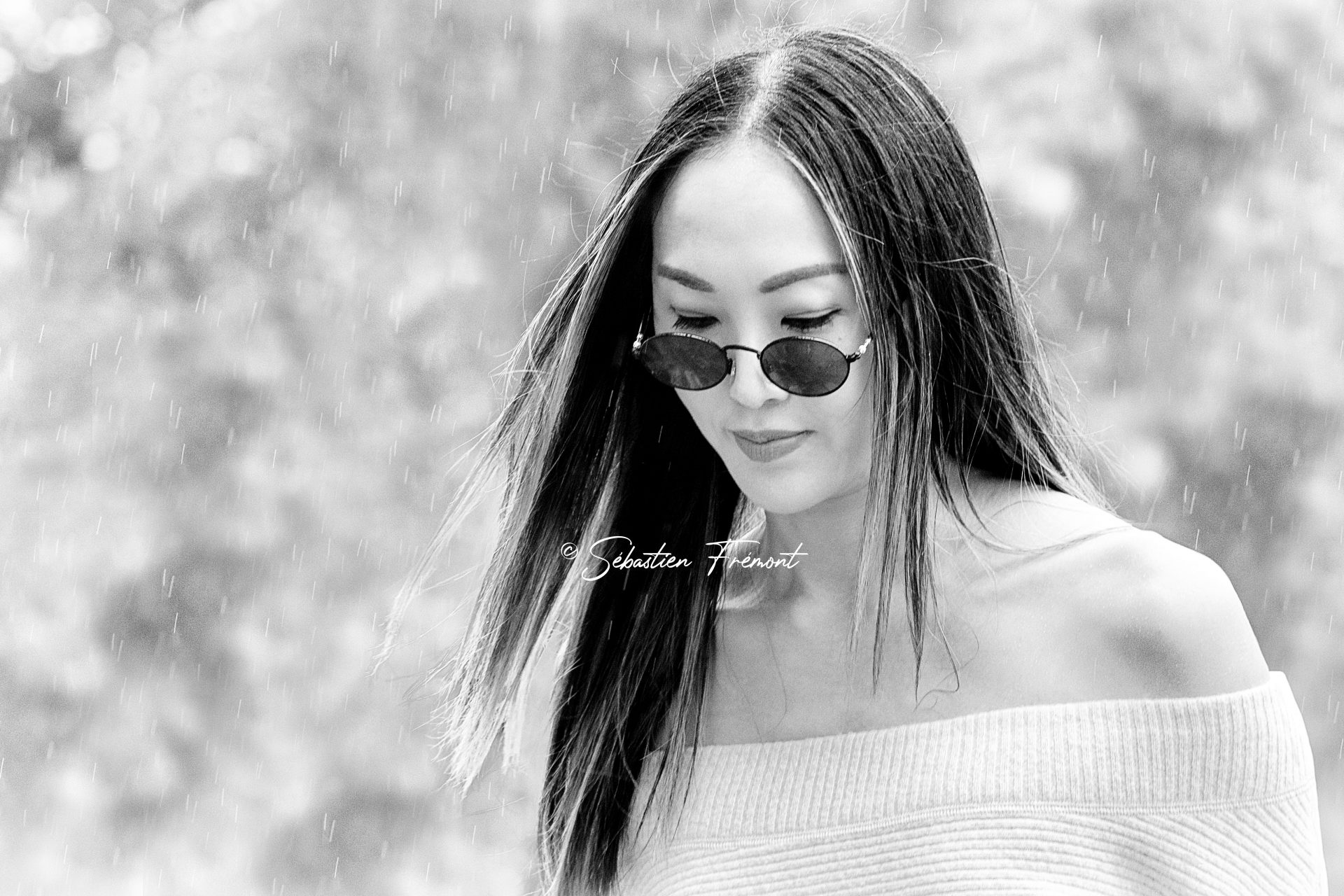 French Photographer Portrait Photography / Chriselle Lim