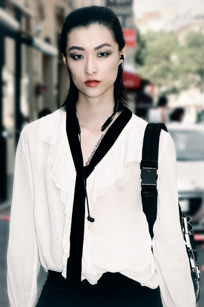 French Photographer Portrait Photography Chu Wong / Hermes