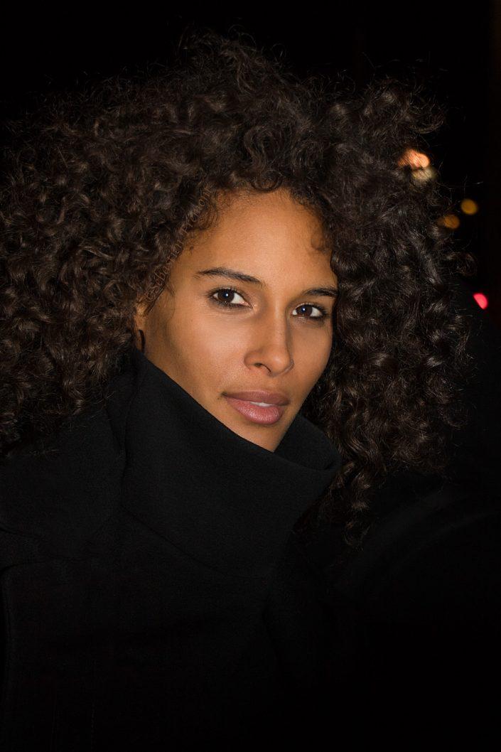 French Photographer Portrait Photography Cindy Bruna