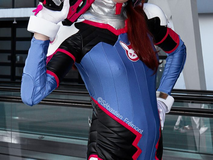 French Photographer Fashion Photography Cosplay / Dva Overwatch