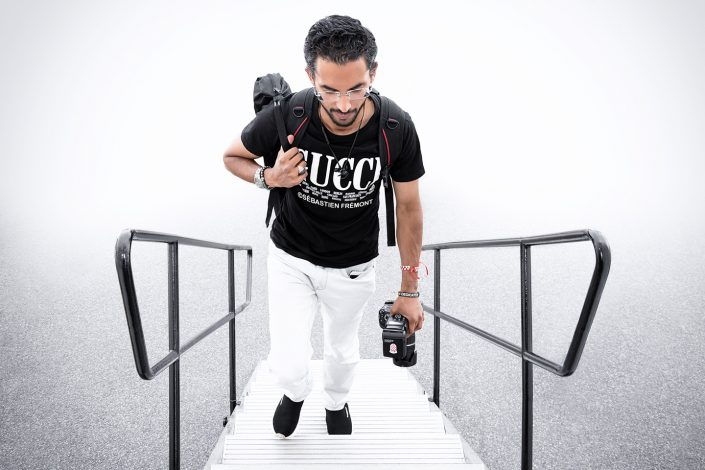 French Photographer Portrait Photography Dimitri Mooneesawmy