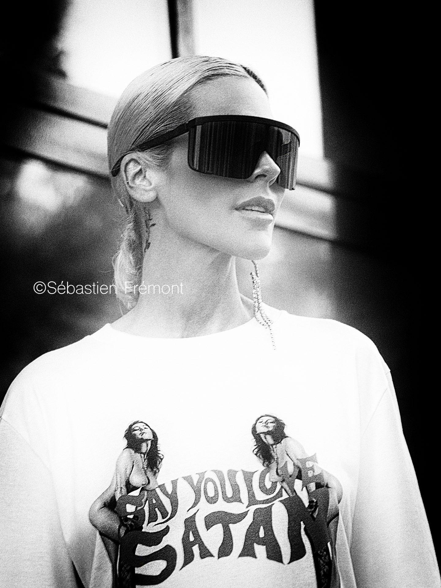 French Photographer Portrait Photography Model / Yang Li