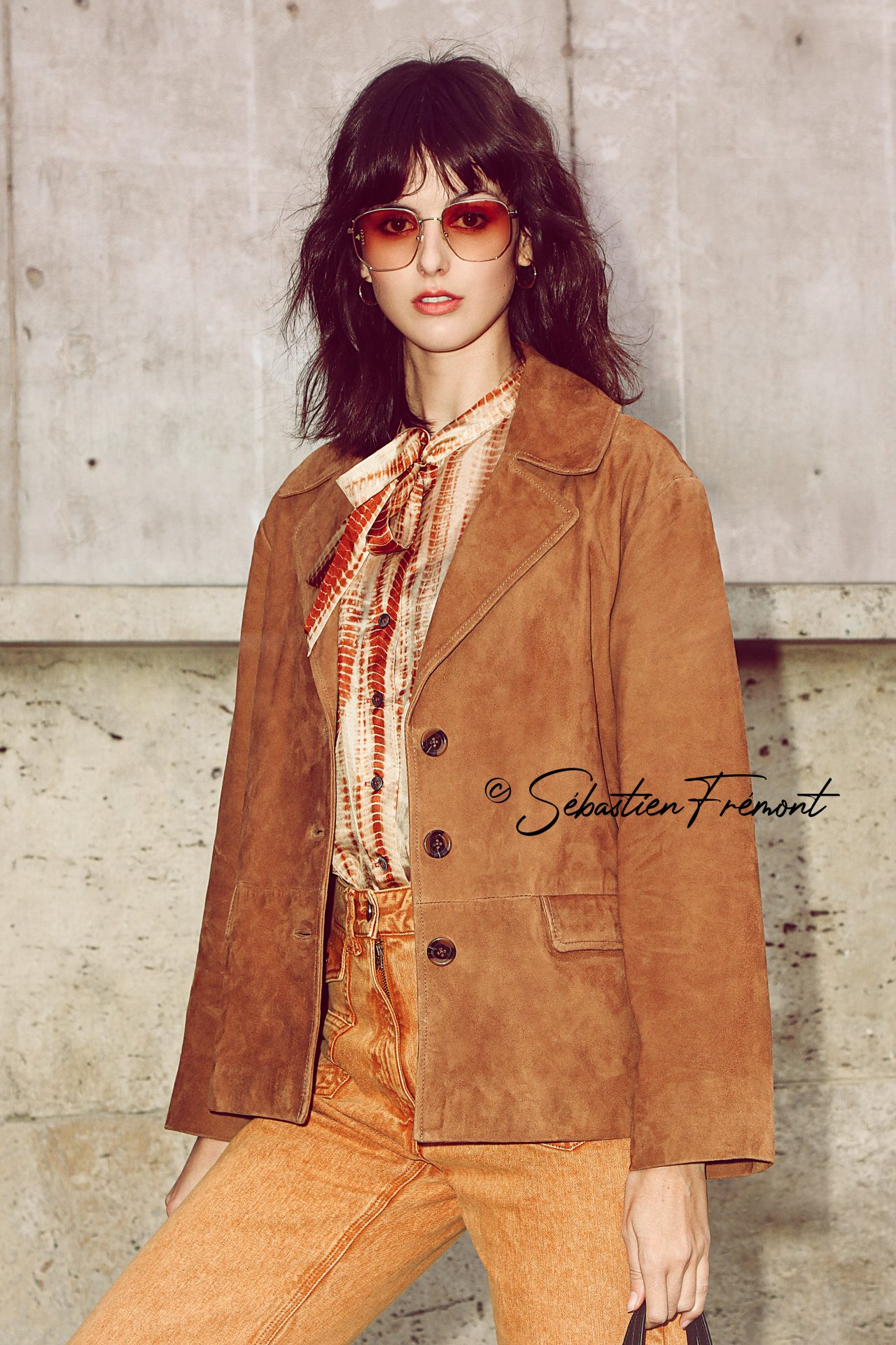 French Photographer Portrait Photography / Gucci