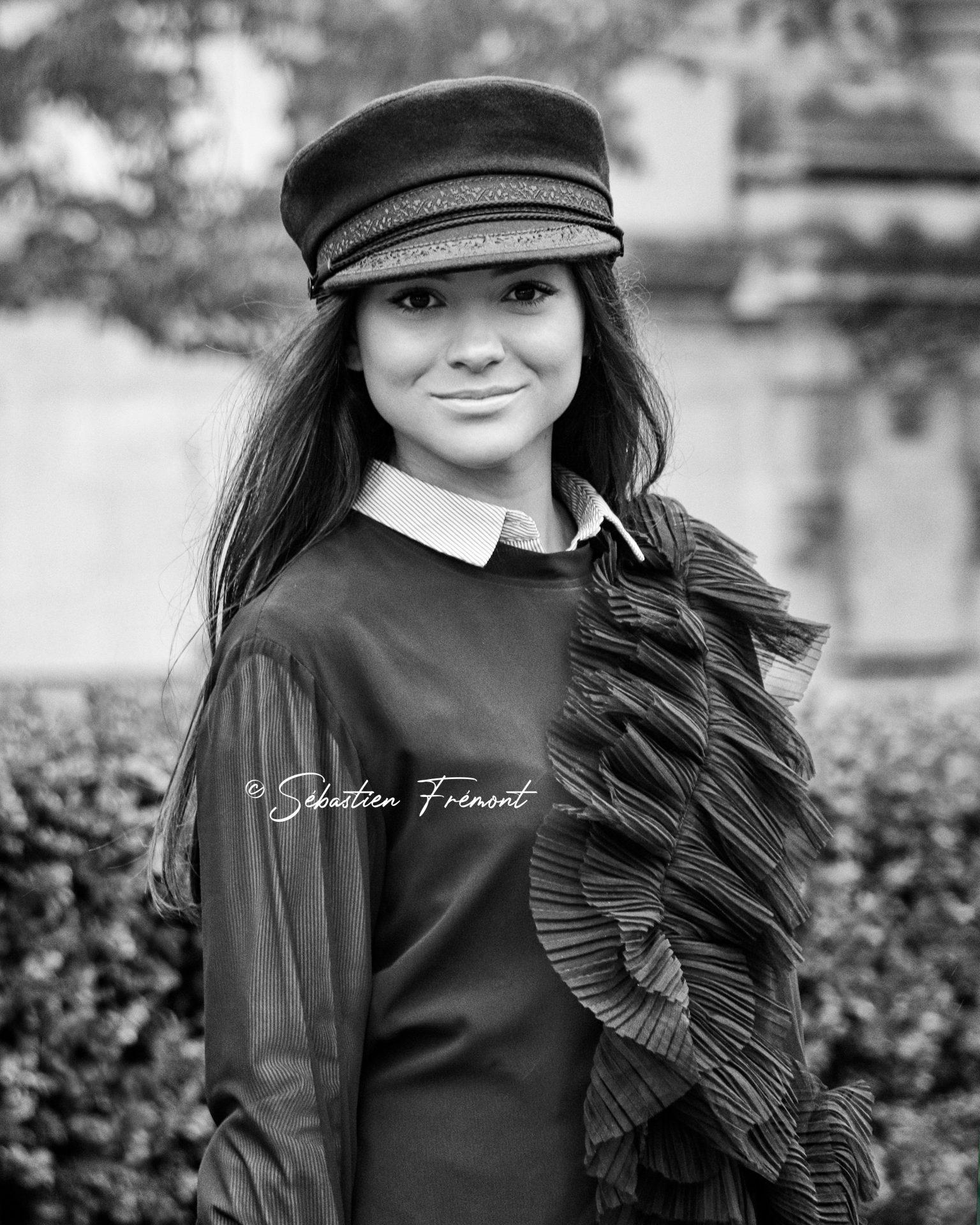 French Photographer Portrait Photography / Captain