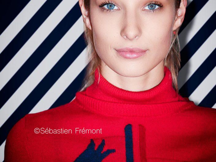 French Photographer Portrait Photography Ilona Smet / Rossignol
