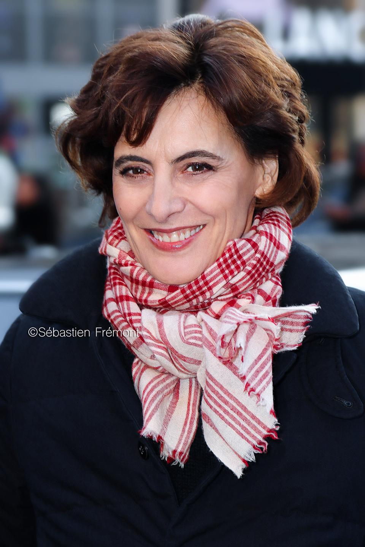 French Photographer Portrait Photography Ines de la Fressange / Schiaparelli