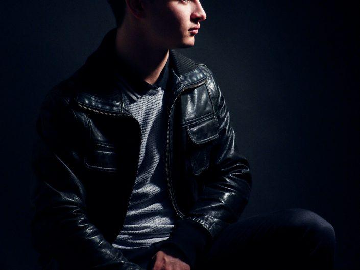 French Photographer Portrait Photography Jordan Sampaio