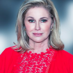 French Photographer Portrait Photography Kathy Hilton / Valentino
