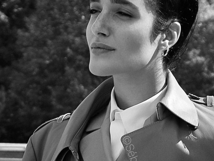 French Photographer Portrait Photography Levante / Christian Dior