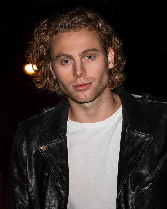 French Photographer Portrait Photography 5 Seconds of Summer/ Luke Hemmings