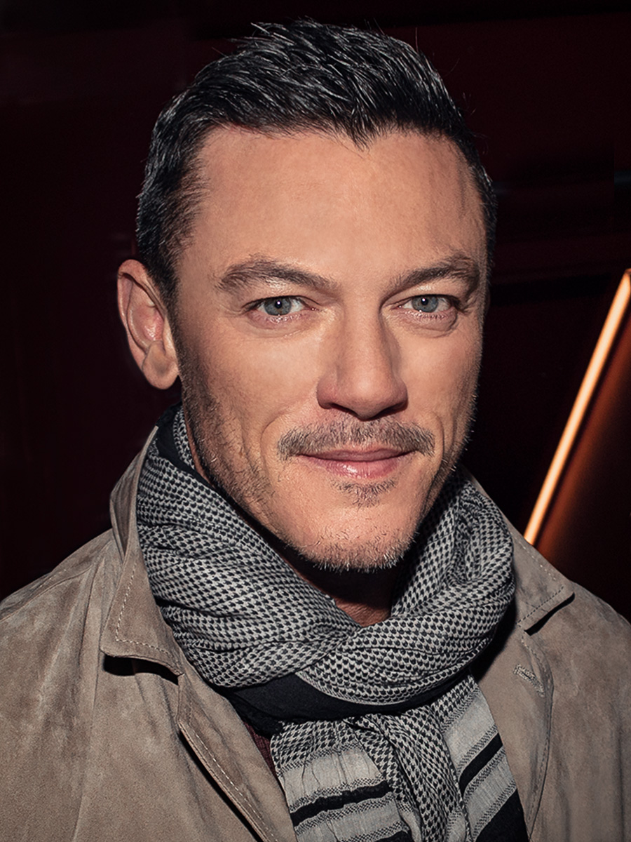 French Photographer Portrait Photography Luke Evans