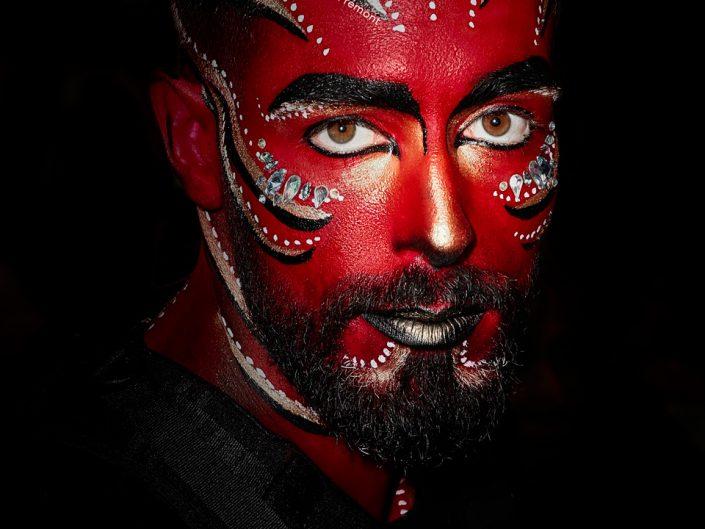 French Photographer Portrait Photography Maxime Gabriel / Iron Bodyfit