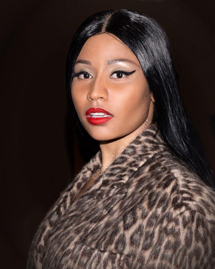 French Photographer Portrait Photography Nicki Minaj