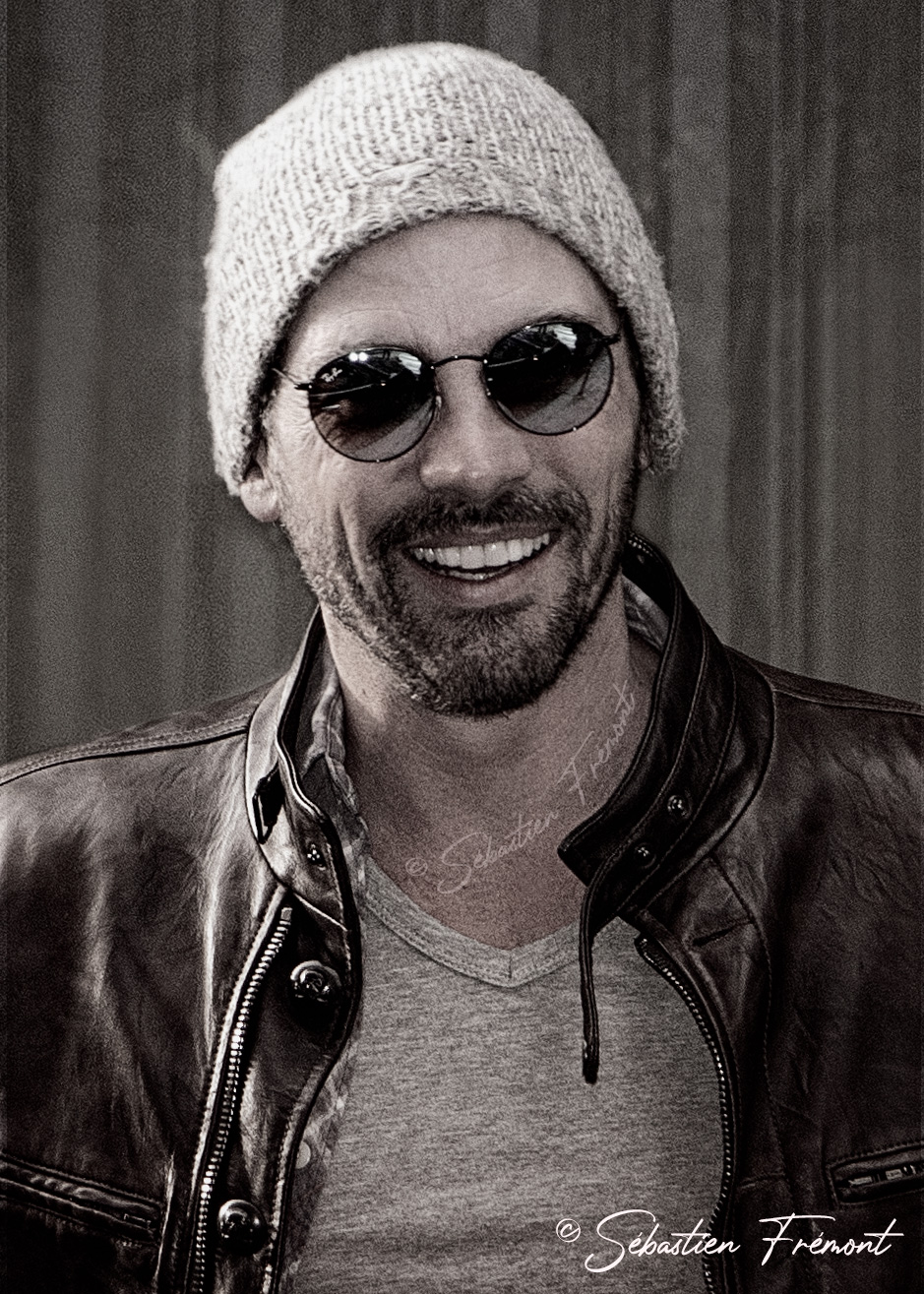 French Photographer Portrait Photography Skeet Ulrich / Riverdale