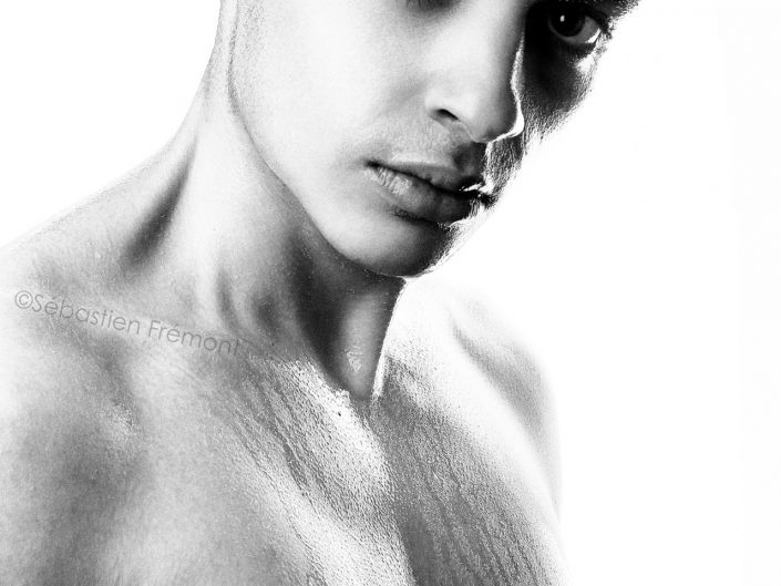 French Photographer Portrait Photography Souhil Aboussikine