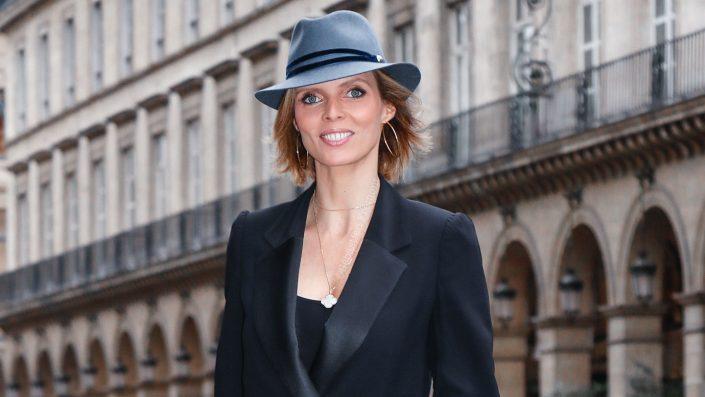 French Photographer Portrait Photography Sylvie Tellier / Yanina Couture / Hôtel The Westin Paris Vendôme