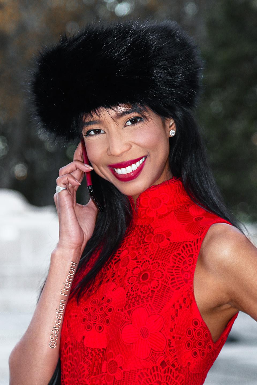 French Photographer Portrait Photography Vanessa Modely / Shiatzy Chen