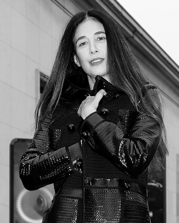 French Photographer Portrait Photography Yara Lapidus / Lanvin