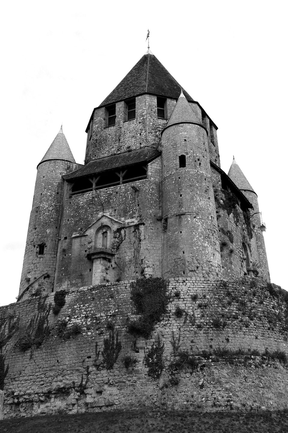 French Photographer France Landscape Photography Medieval Castle