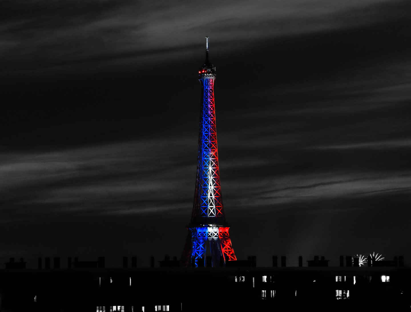 French Photographer Paris France Landscape Photography Eiffel Tower French Flag Blue White Red